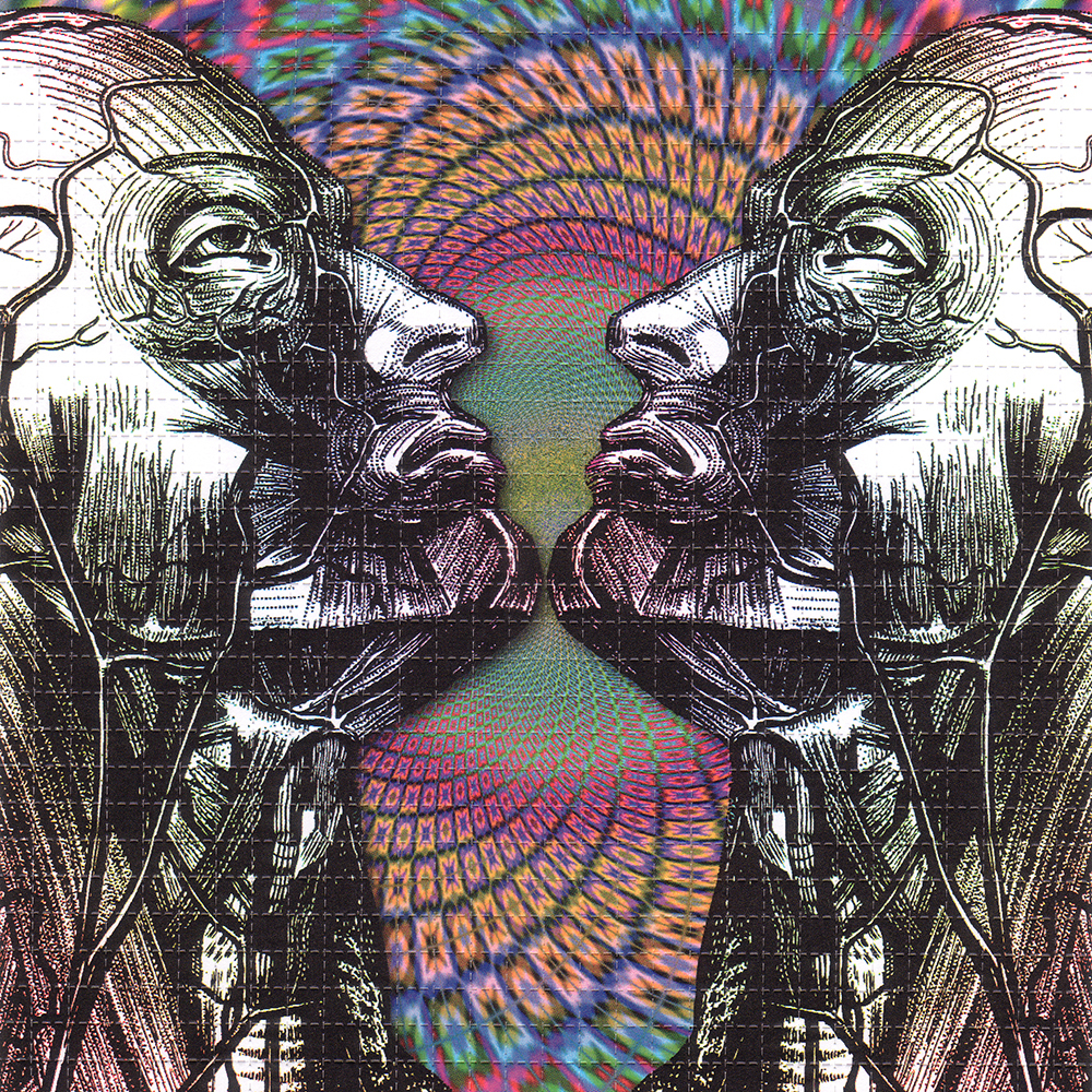 world s leading collector of lsd art ozdoof psytrance events